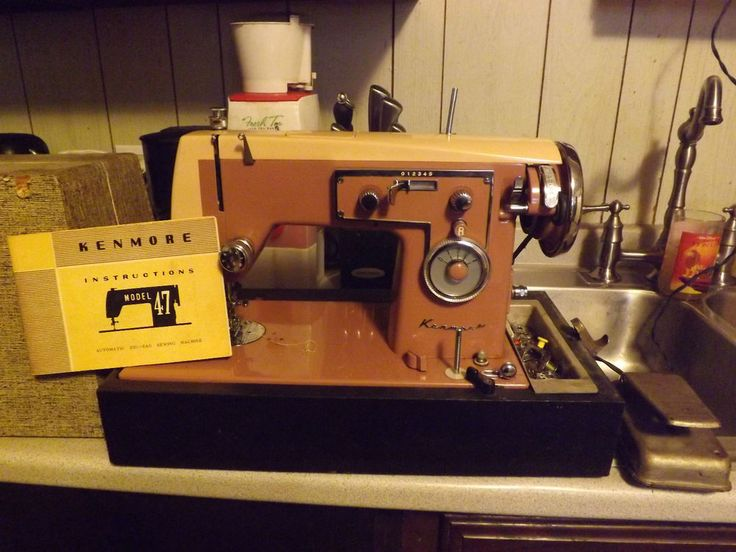 Ed Morse Toyota >> 49 best Sewing Machines - Vintage images on Pinterest ...