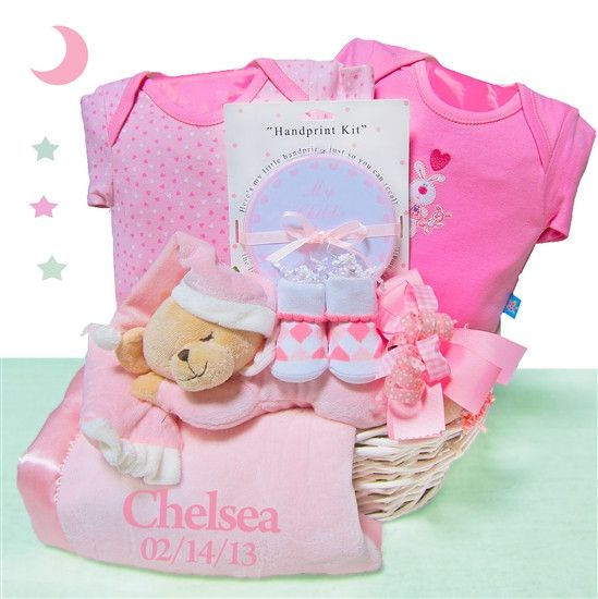 36 best personalized baby girl gifts images on pinterest baby gift hush little newborn girl bbc194 personalized baby blanketspersonalized negle Image collections