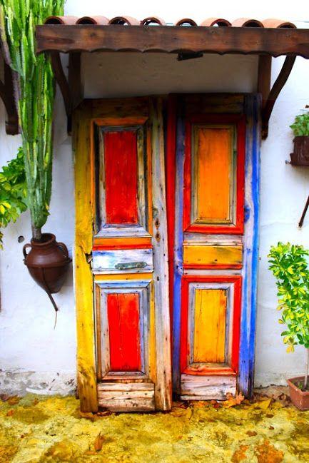Las 25 mejores ideas sobre pintura de la puerta principal for Modelar muebles