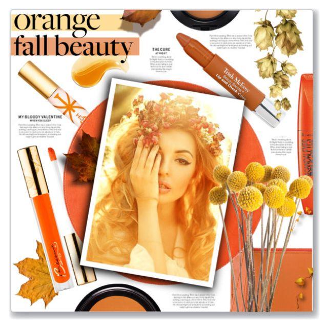 Fall Beauty: Orange Crush by kellylynne68