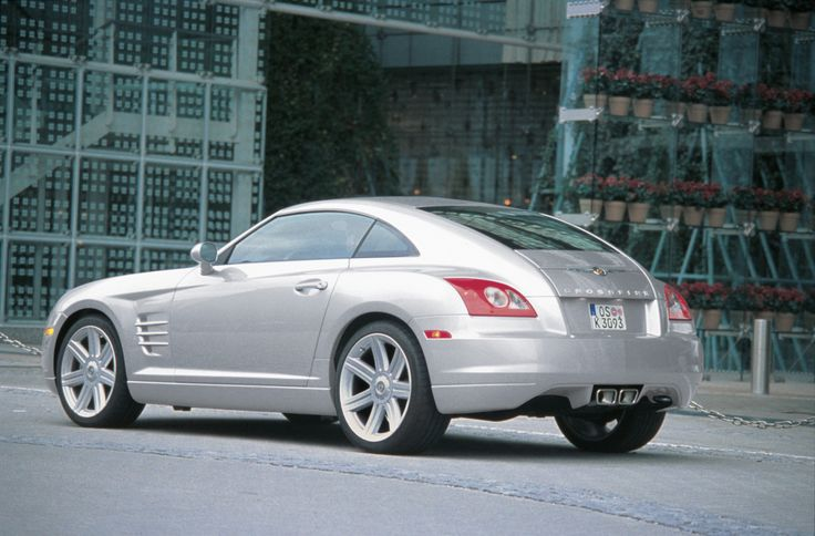 Beautiful Chrysler Crossfire   Bing Images