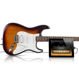 Fender Selling Guitar With iOS, USB Connectivity
