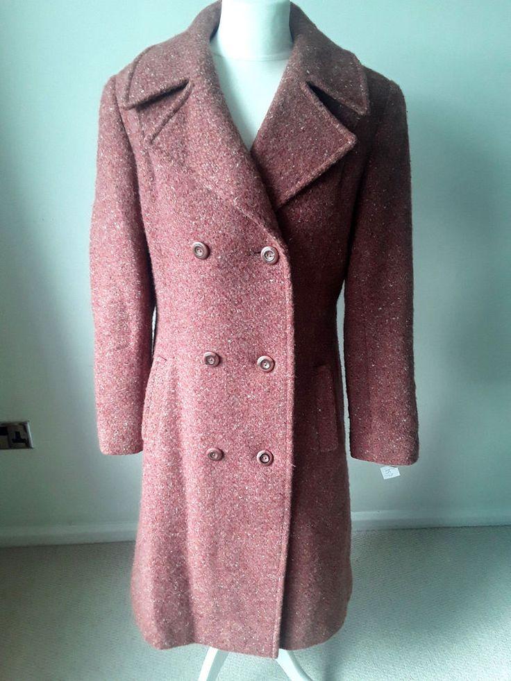 Vintage 1970s woollen coat #TrenchCoatMac #Outdoor
