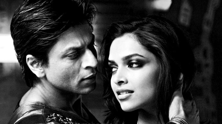 SRK and Deepika. #Bollywood #Deepika #SRK #Shahrukh