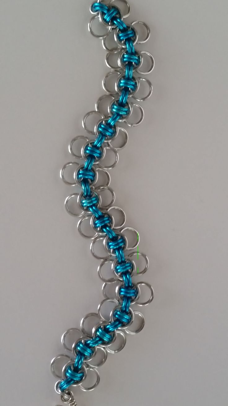 748 best Jewelry Inspiration: Chain Maille images on Pinterest ...