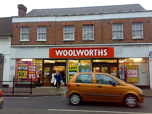 Woolworths Billericay