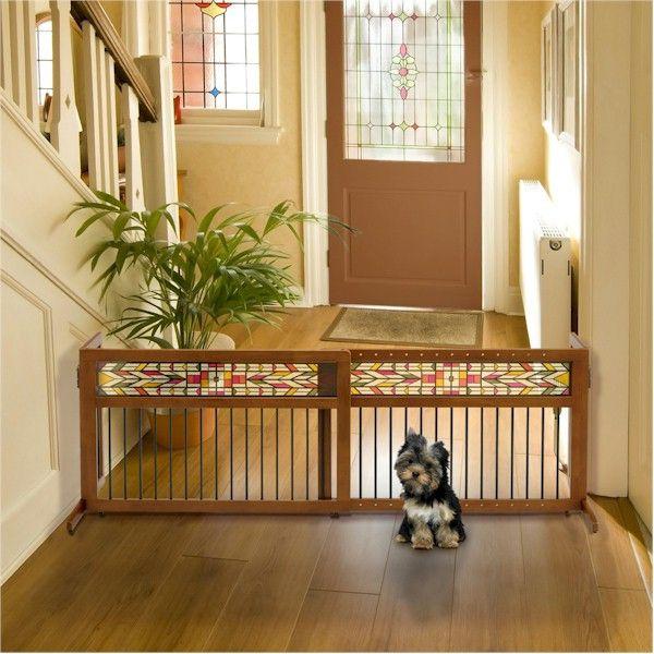 Best 25+ Freestanding dog gate ideas on Pinterest   Freestanding ...