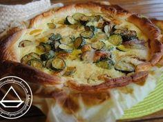 Ricetta Antipasto : Quiche alle zucchine e cipolle saltate in padella da Lara137