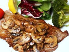 This is a very traditional Italian dish, easy to make at home but very expensive if you order it in an Italian restaurant. Veal Marsala is a time honored dish and common to virtually all Italian r…