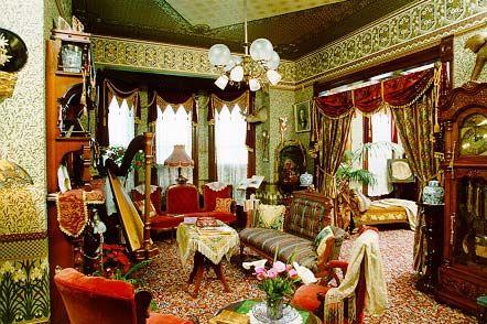 Eureka, CA - Abigail's Victorian Mansion -- Northern California Historic Lodging Accommodations