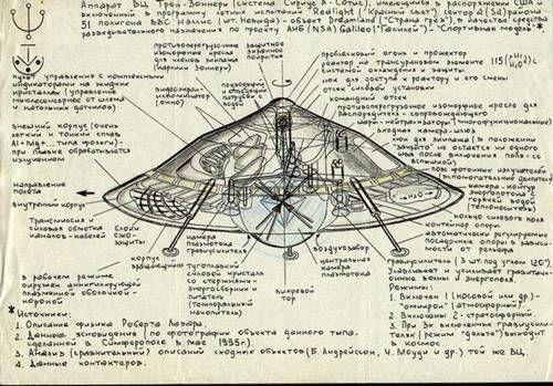 """Hace más de cien años, durante la primera década del siglo XX, Tesla presentó un requerimiento para patentar una peculiar aeronave, que él llamaba """"el primer platillo volador del mundo"""""""