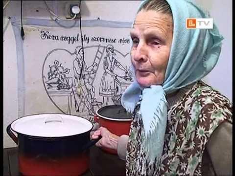 Régi hagyományos kocsonyafőzés - YouTube