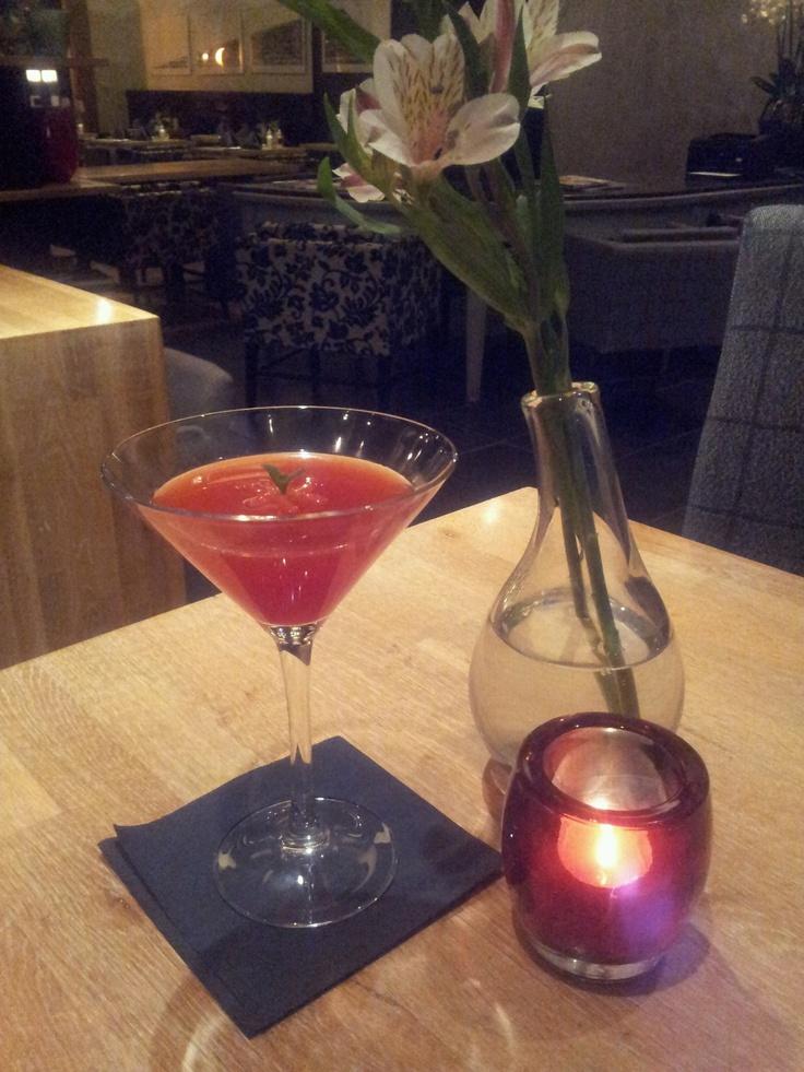Valentine Cocktail #Vondelhotels