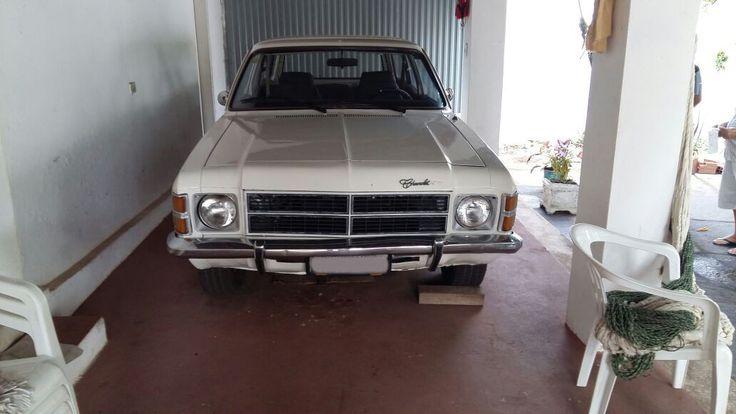 78.PI-Piripiri. Caravan cuidada com maior esmero... | Chevrolet OPALA