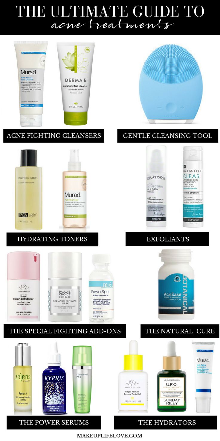 Today we are talking all about acne with the Ultimate Adult Acne Treatments Cheat Sheet to helping you say hello to clear, beautiful skin!