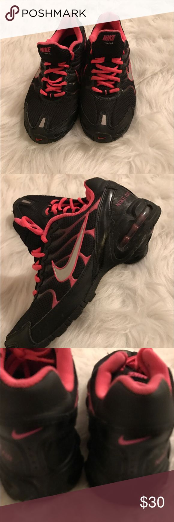 Nike air max size 7Y great condition Nike air max size 7Y also fits ladies 9. If your shoe size is 8.5 in ladies you are safe as well! Cute stylish sneaker Nike Shoes Athletic Shoes