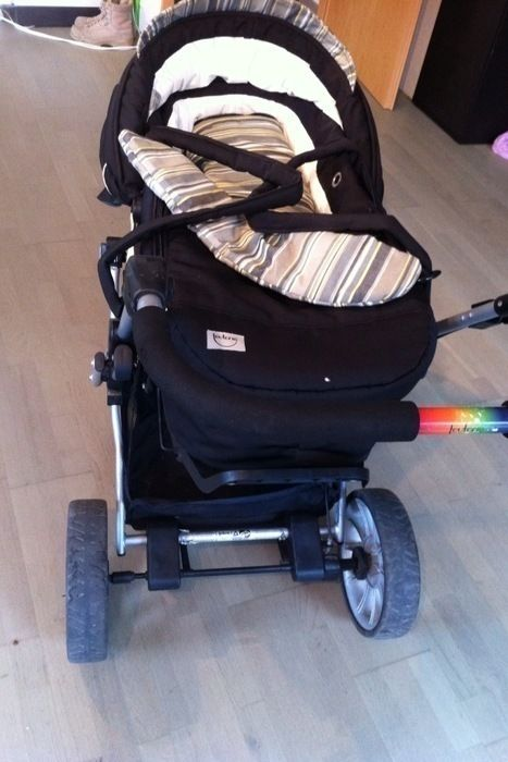 Kinderwagen von Teutonia