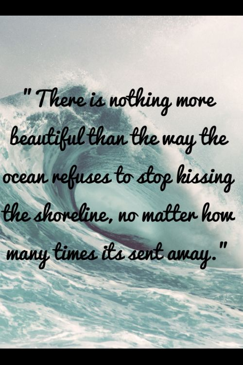 #quote #beach