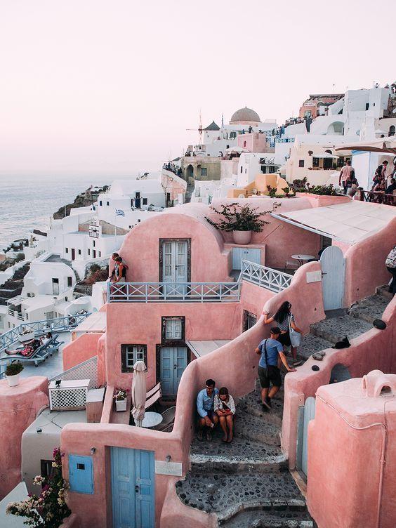 Travel Diary: Summer in Santorini – Rebecca Jackson
