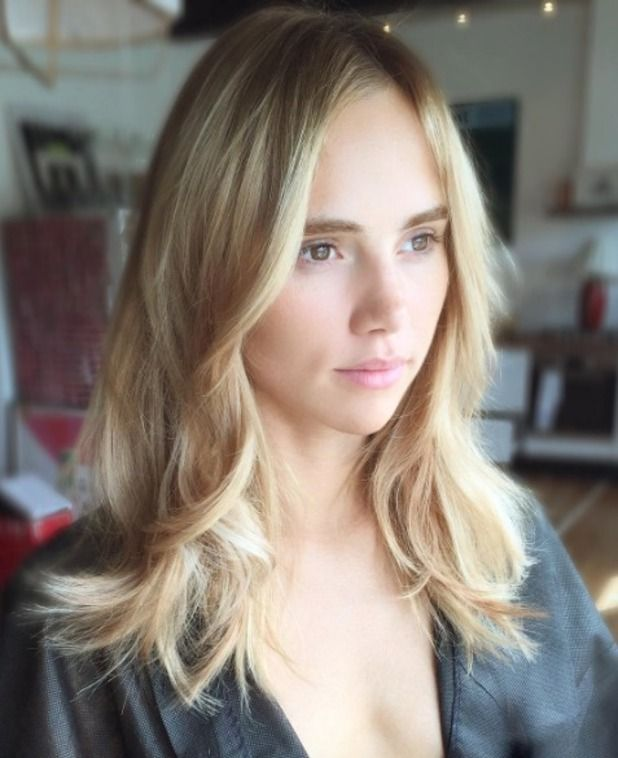 79 best hair extensions celebrities images on pinterest hair suki waterhouses new hair extensions are so subtle we are losing it pmusecretfo Choice Image