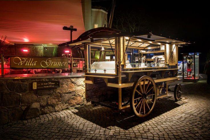 Der historische #Eiswagen #Usedom #Zinnowitz #Pier14