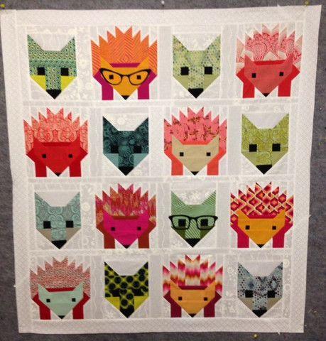 hazel the hedgehog pattern - Google Search
