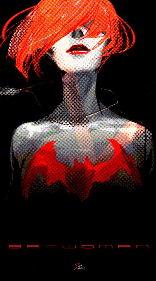 BATWOMAN 02by *89g