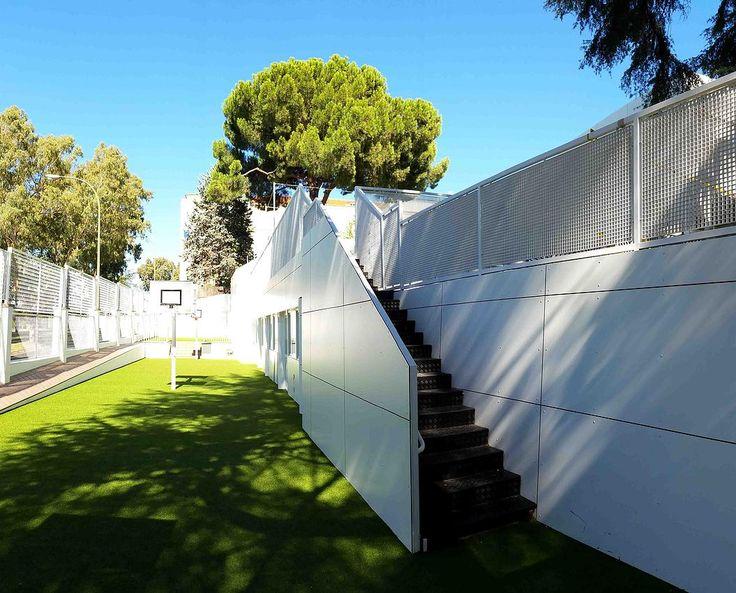 Julián Vegas, Alto diseño | Colegio Ramón y Cajal