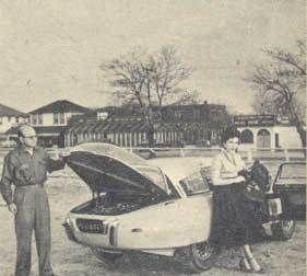 A principios de los años 50 a Wifredo Ricart se le amontonaba el trabajo en ENASA. El Pegaso Z-102 ya era una realidad y el continuo desarrollo lo mejora día a día. La constatación de que está fr…