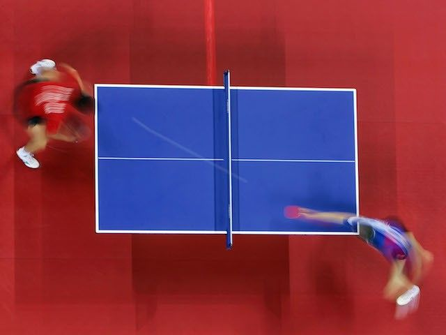 Great Britain name table tennis team for Paralympics in Rio