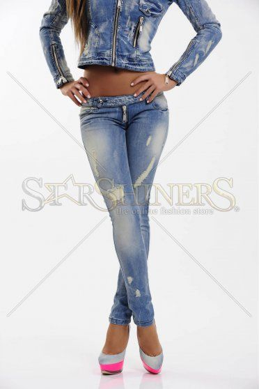 Jeans Mexton Perfect Attitude Blue