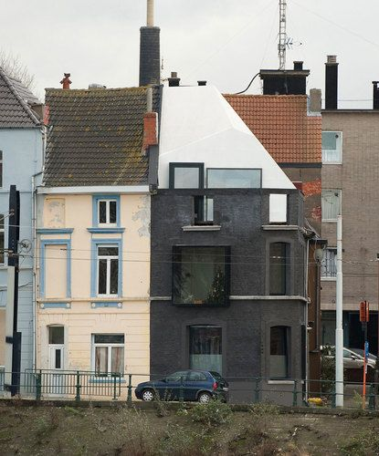 GRAUX & BAEYENS architects — House G-S