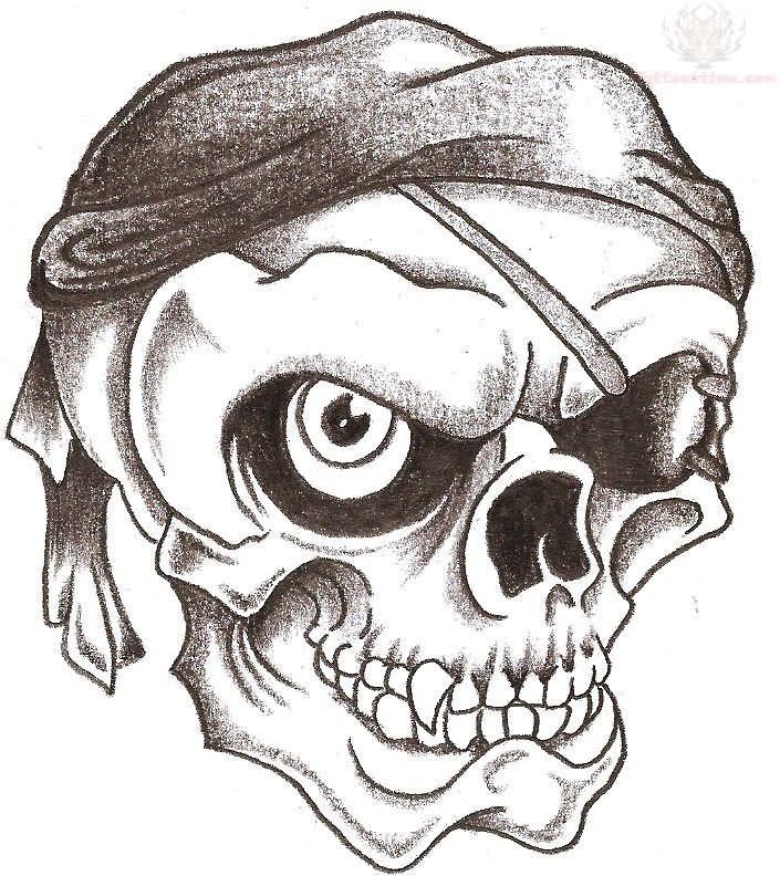 137 best quadros images on pinterest skulls frames and for Skeleton pirate tattoo