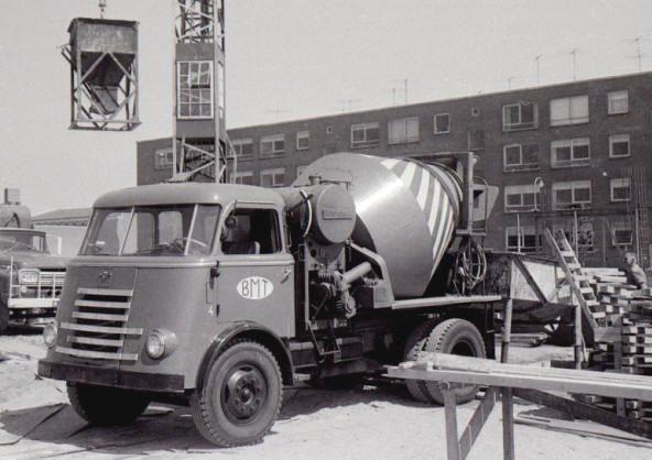 DAF 6 Streper BMT 1959