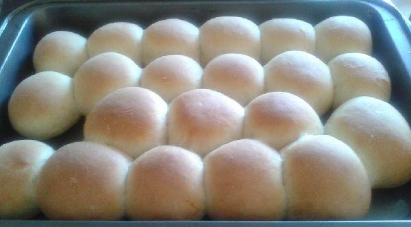 Pão de Leite Fofinho                                                                                                                                                                                 Mais