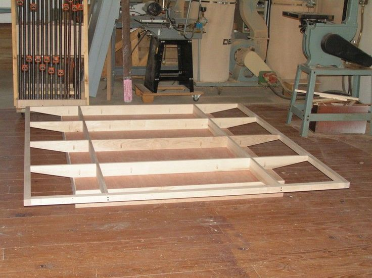 Best 25 floating bed frame ideas on pinterest diy bed for House frame floor bed plans