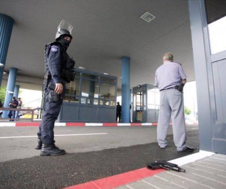 Descindere în forță la punctul de trecere a frontierei Stamora-Moravița din Timiș, marți dimineață. sunt vizați zeci de polițiști de frontieră, vameși, dar și contrabandiști....