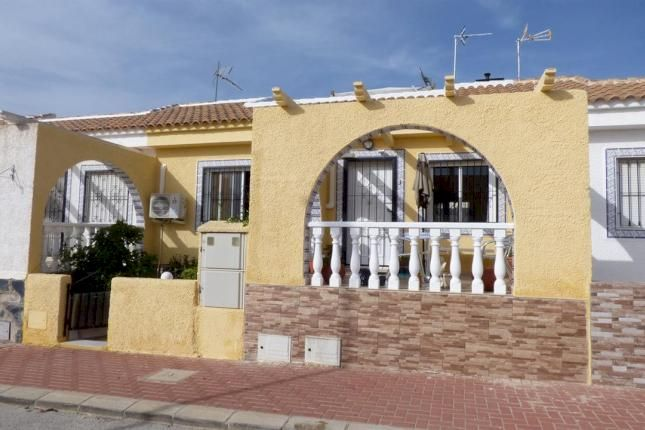 2 bed terraced house for sale in Camposol, Murcia, Spain -              €54,950