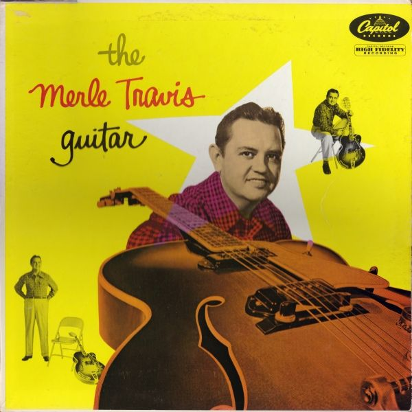 Merle Travis ‎– The Merle Travis Guitar