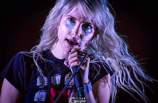 Paramore on stage at Personal Fest 2017 in Buenos Aires, Argentina - 11/11/17