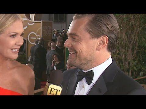 Leonardo DiCaprio Brought A Surprise Date to the Golden Globes! - http://abibiki.com/leonardo-dicaprio-brought-a-surprise-date-to-the-golden-globes/