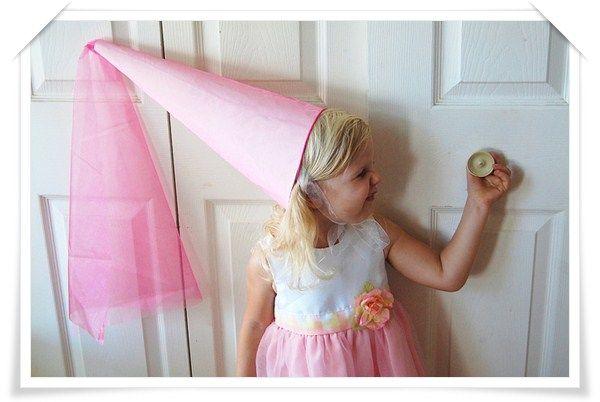 Disfraz casero infantil de Hada