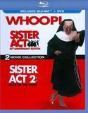 Sister Act/Sister Act 2 [20th Anniversary Edition] [3 Discs] [Blu-ray/DVD], 16420076