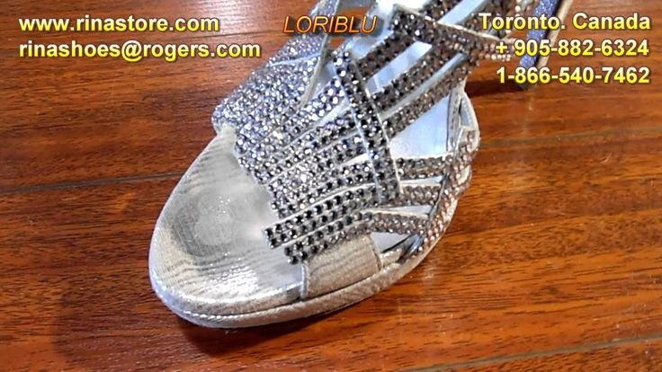 Loriblu Bridal Swarowsky Sandals Italian Shoes 2011