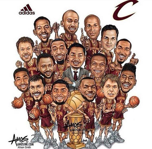 2016 NBA champions🔥🏆 ---------—---------—-----------—-------— #mowilliams…