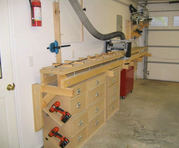Wood Bench Planer Woodworking Projects Amp Plans