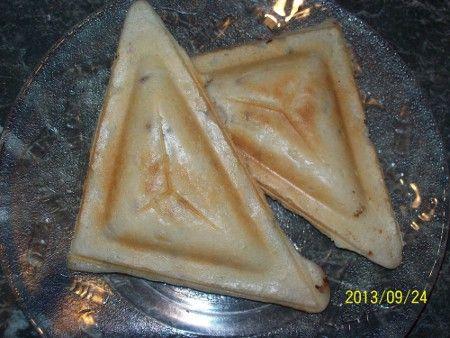 Gluténmentes szendvicssütős párnácska