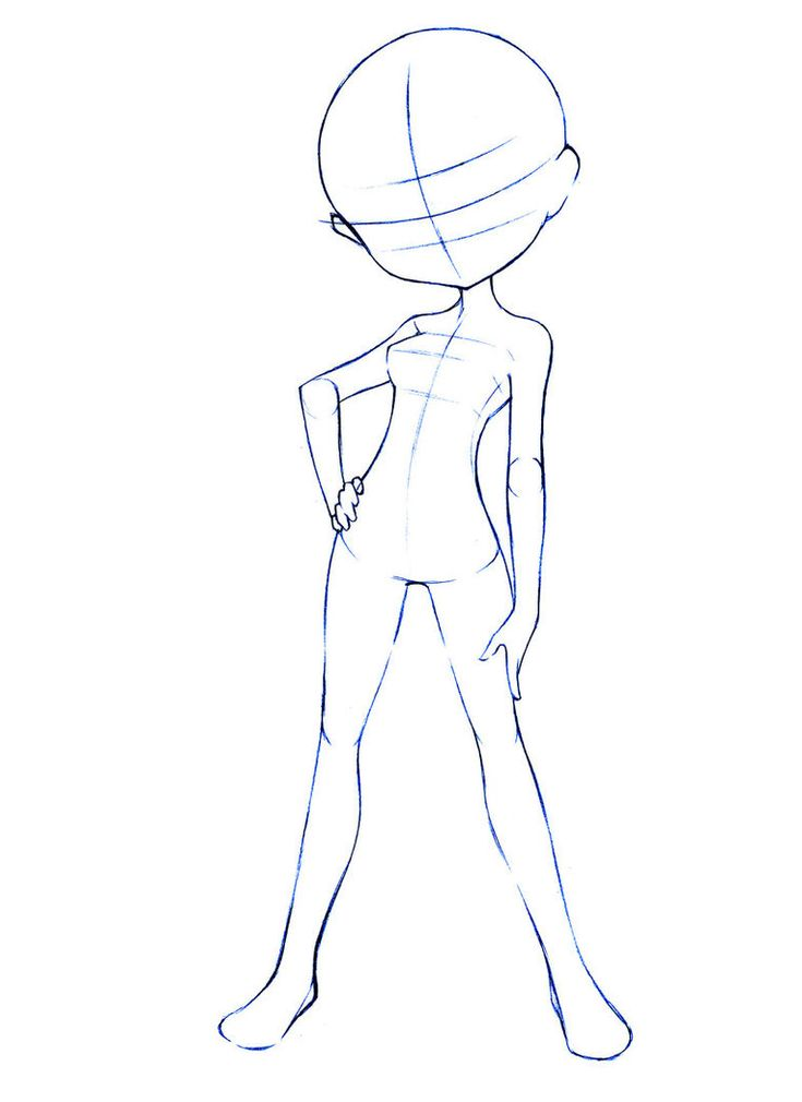 the base for this drawing : quite the sassy pose, so i thought maybe some would like it. you can download & use this as a basis for your drawing. use it for learning and improving your ar...