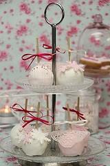 Cake-Pops: Cupcakes Cakes Pop, Cakes Pop Truffles, Cakes Pop Mit, Cakes Ball Pop, Cakes Boss, Snowflakes Cakepops, Cakes Frostings, Pop Cakes, Cupcakes Cakepops