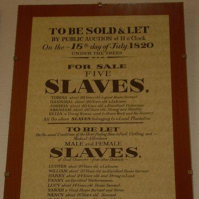 Где в мире в наши дни еще существует рабство? в Мавритании.
